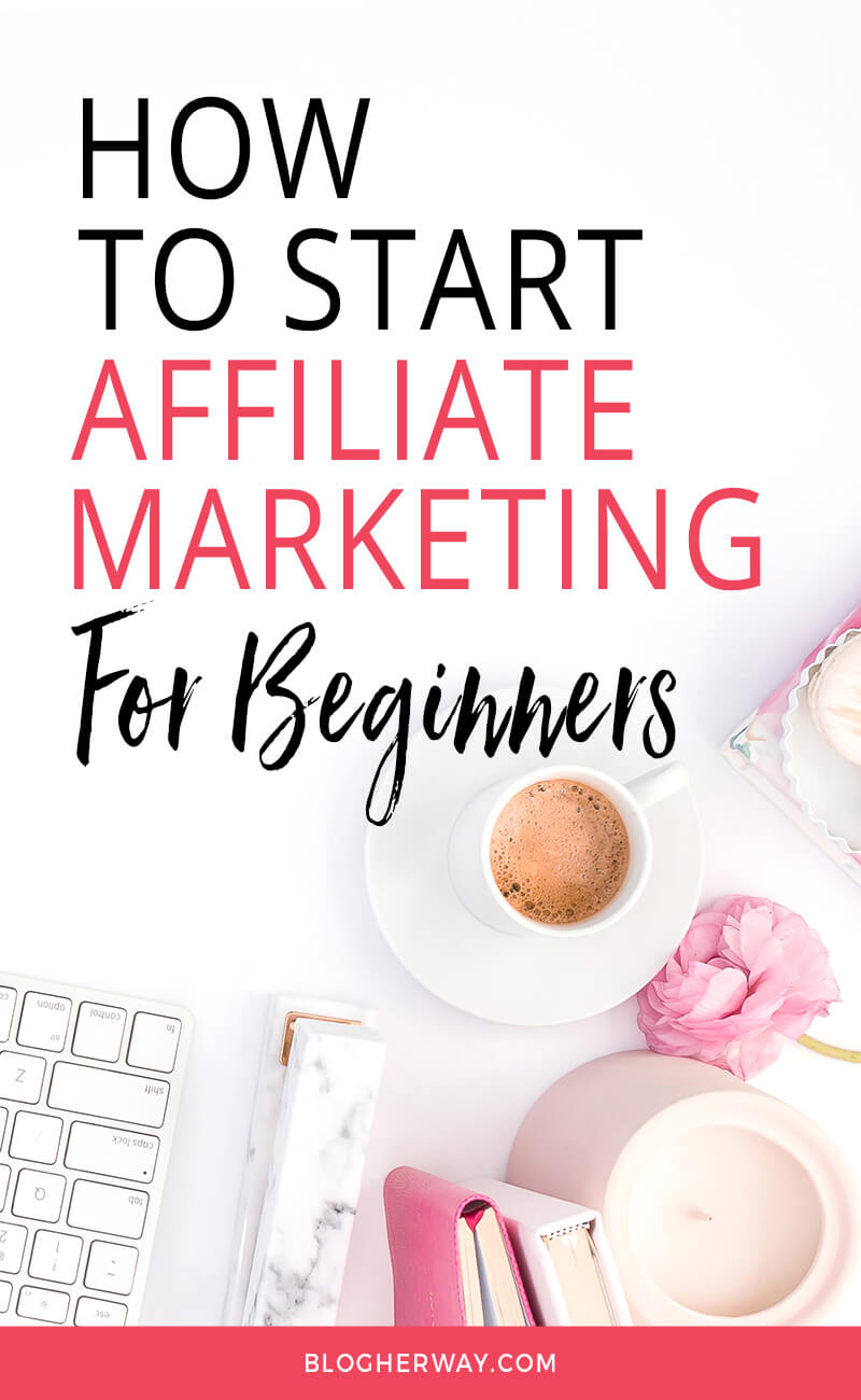 Learn more about how to get started with affiliate marketing to start making income online. Check out this post on affiliate marketing for beginners.