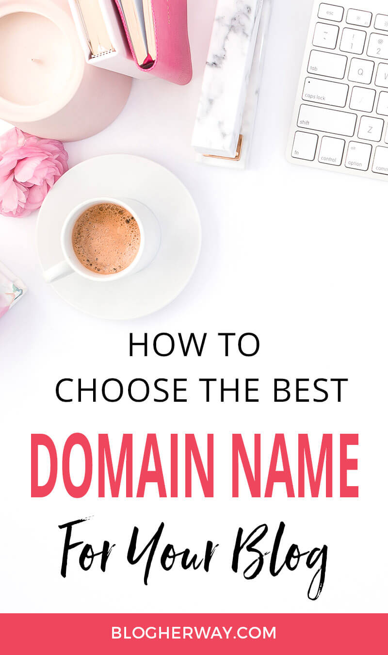 Check out these tips on how to choose the best domain name for your blog. Don't get stuck trying to come up with the perfect name. Follow these simple tips when deciding on a domain name for your blog.