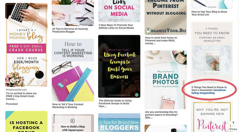 Yes! You should be using hashtags on Pinterest. Hashtags are now encouraged on Pinterest and can help your content be found. Learn how to use hashtags on Pinterest to grow your traffic.