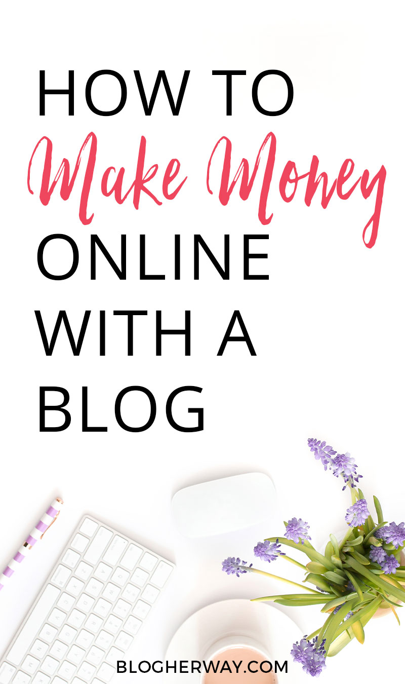 How to Make Money Online With a Blog