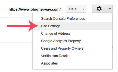 How to set up google search console tutorial image 8