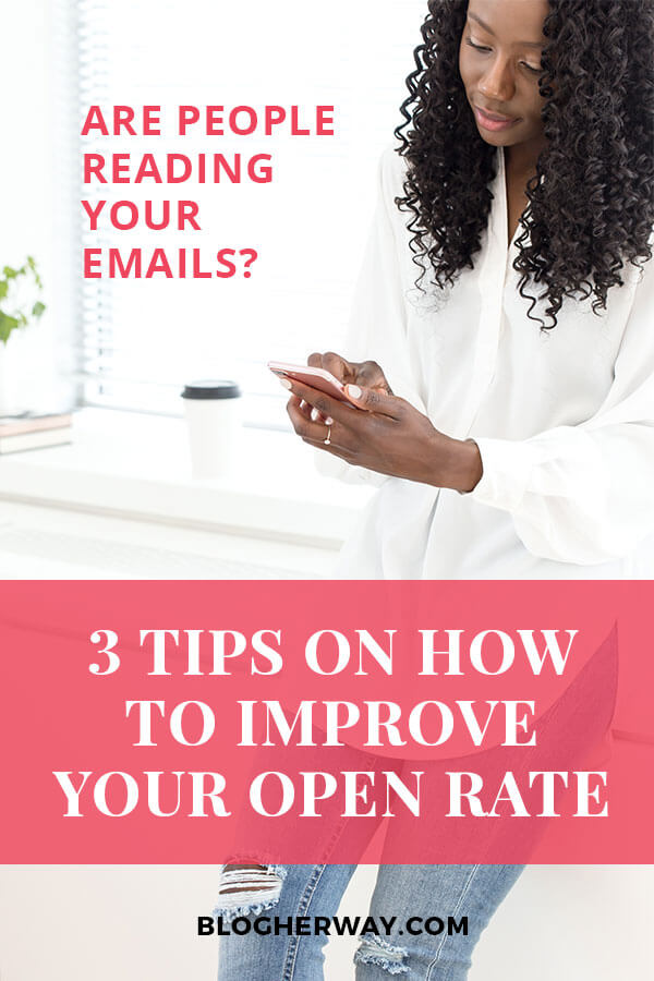 improve email delivery and open rate