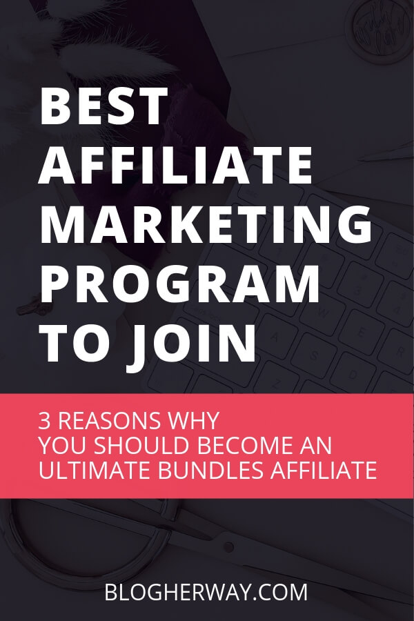 best affiliate marketing program to join