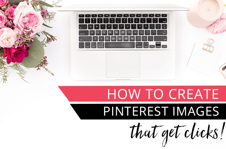 How to create viral pinterest images that get clicks