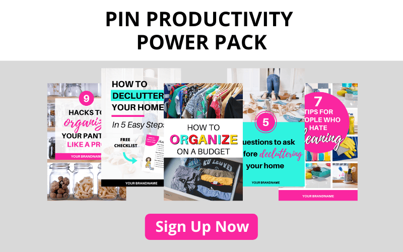 Pin Productivity Power Pack