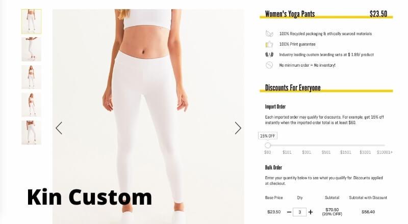 print on demand leggings kin custom